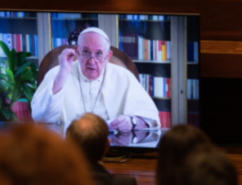 Pope Francis heartwarming message on education in times of pandemic