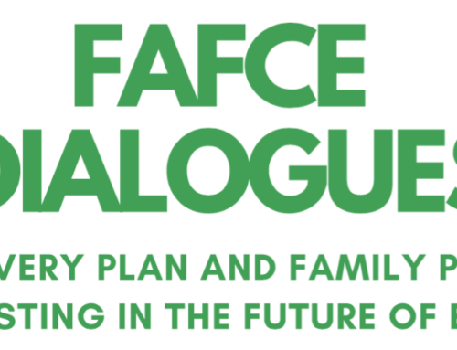 FAFCE DIALOGUES #1 with Katalin Novák, Hungarian Minister for Families