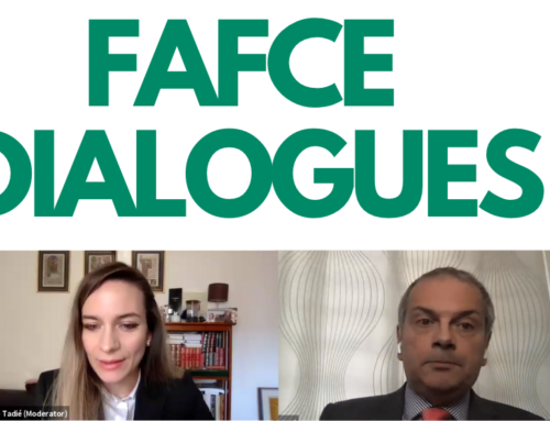 "FAFCE Dialogue with Elena Bonetti, Italian Minister for Family and Equal Opportunities: ""The Families need to be seen as subject who are able to create the future"""