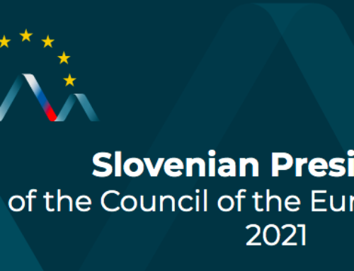 """The EU Slovenian Presidency will """"address the negative demographic trends in the EU"""""""