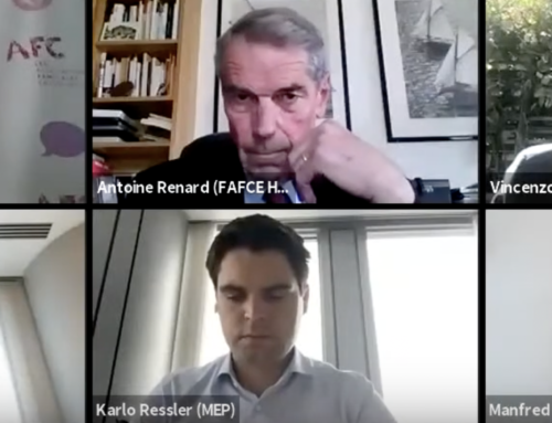 """FAFCE Webinar on """"Demographic Change and the Future of Europe"""": """"Family policies will shape the future of Europe"""""""