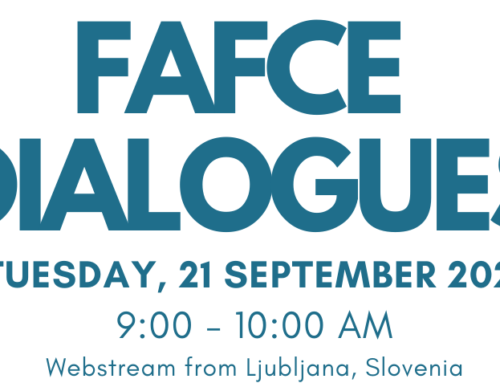 INVITATION | FAFCE DIALOGUE with Slovenian Minister Janez Cigler Kralj of Labour, Family, Social Affairs and Equal Opportunities